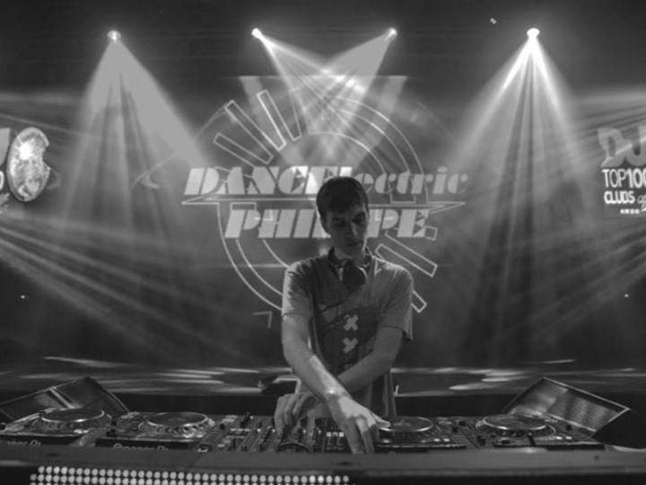 DANCElectricPHILIPE Tour Dates