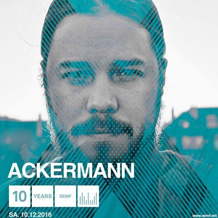Ackermann  Tour Dates