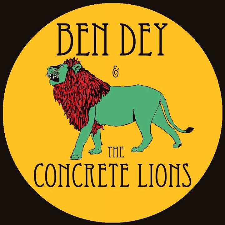 Ben Dey and The Concrete Lions Tour Dates