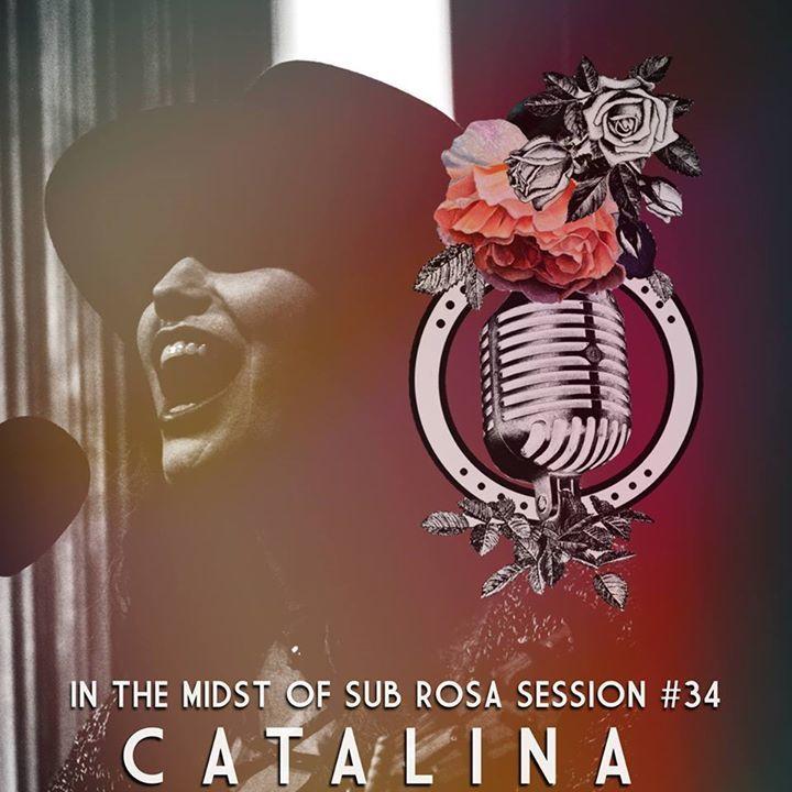 Catalina Tour Dates