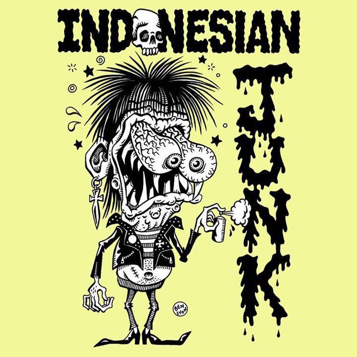 Indonesian Junk Tour Dates