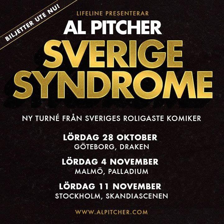 Al Pitcher Tour Dates