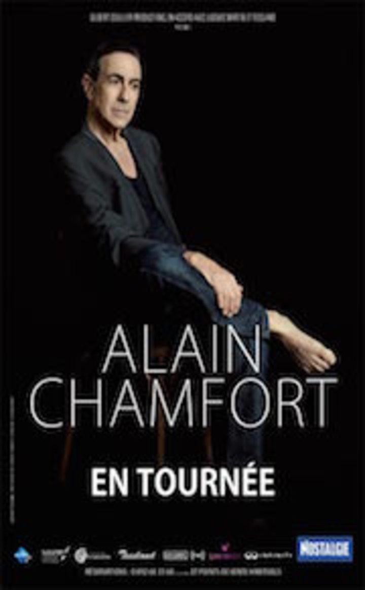 Alain Chamfort @ LES-FUSEAUX - Saint-Dizier, France