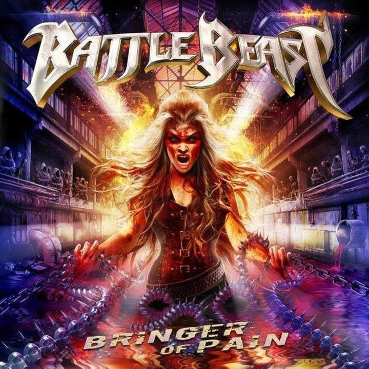 Battle Beast Tour Dates