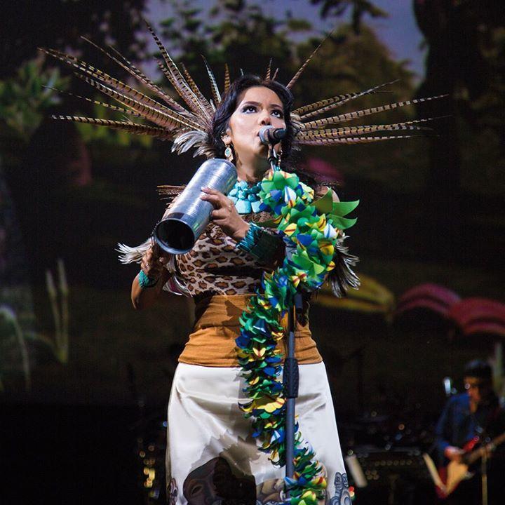 Lila Downs @ Newmark Theatre - Portland, OR