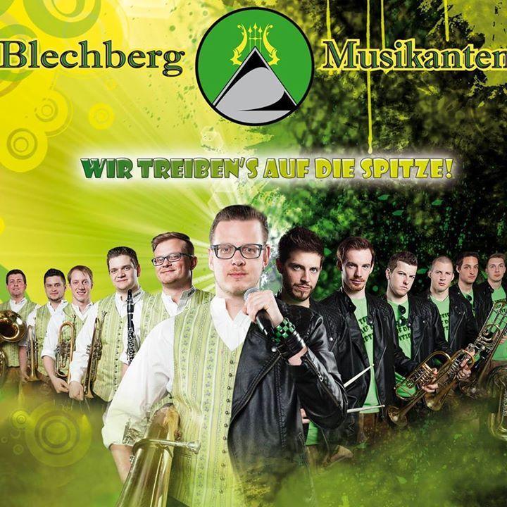 Blechberg Musikanten Tour Dates