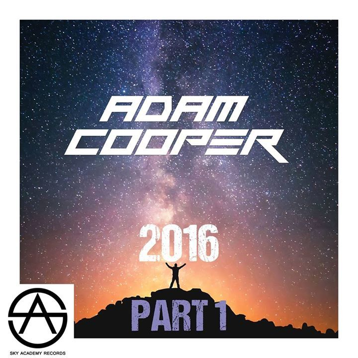 DJ Adam Cooper Tour Dates