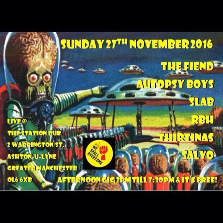 Slab Tour Dates