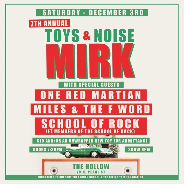 Mirk Tour Dates