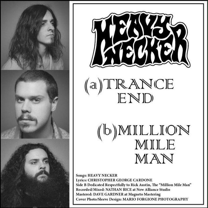 Heavy Necker Tour Dates