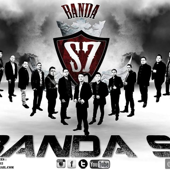 BANDA S7 @ Los Arcos Night Club - Fresno, CA