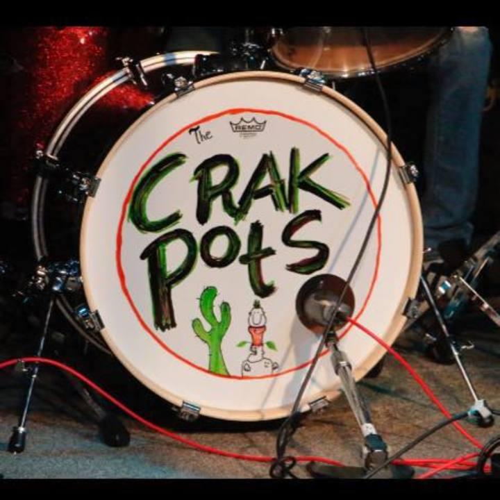 The Crak Pots Tour Dates