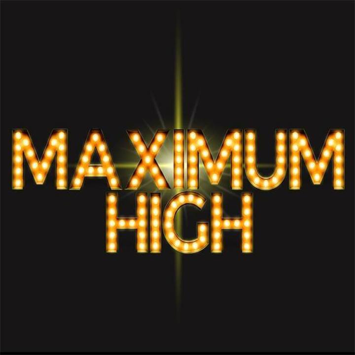 Maximum High Tour Dates