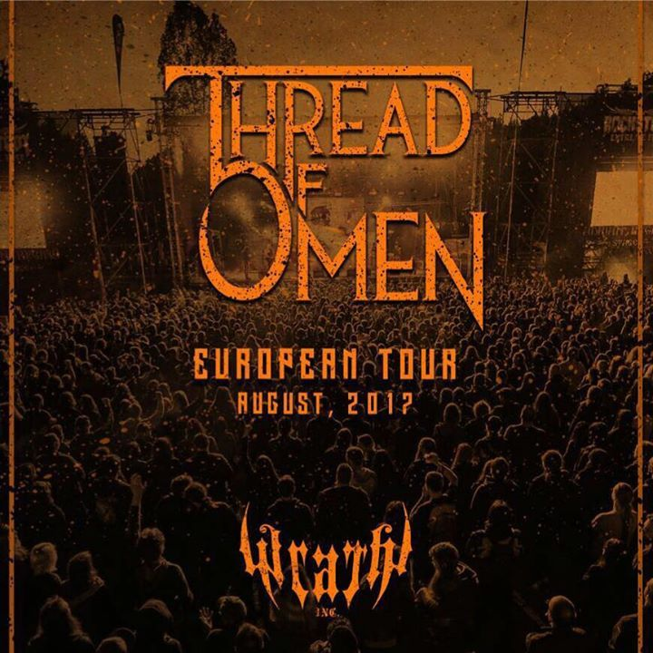 Thread of Omen Tour Dates