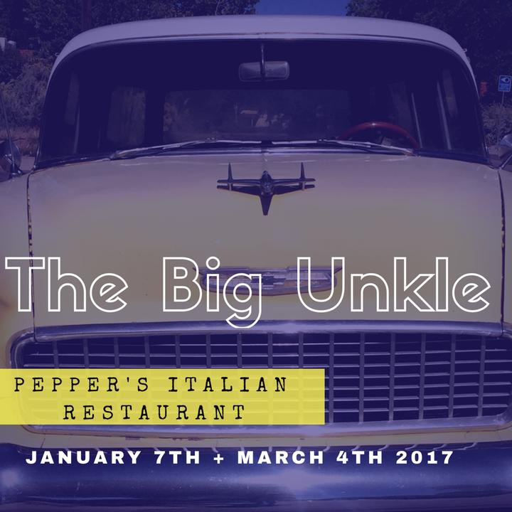 The Big Unkle Tour Dates