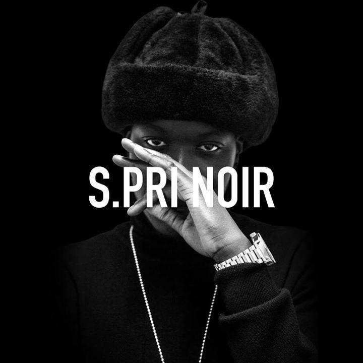 S.Pri Noir @ Maison Jacques Brel - Villiers Le Bel, France