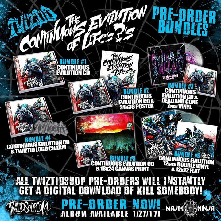 Juggalos and Juggalettes Tour Dates