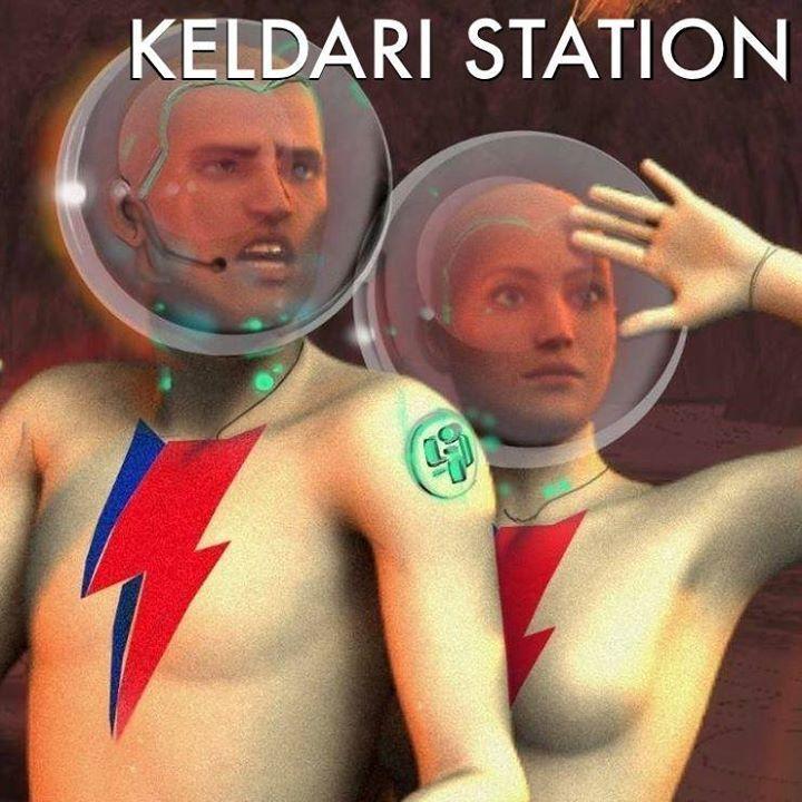 Keldari station Tour Dates