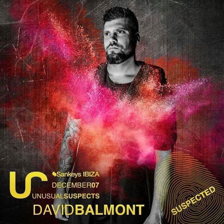 David Balmont Tour Dates