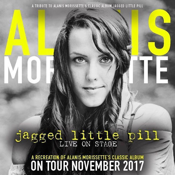 Jagged Little Pill Live Tour Dates