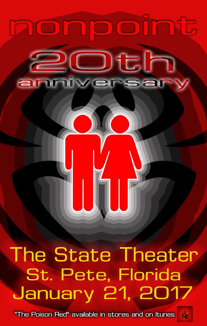Nonpoint @ State Theatre - St Petersburg, FL