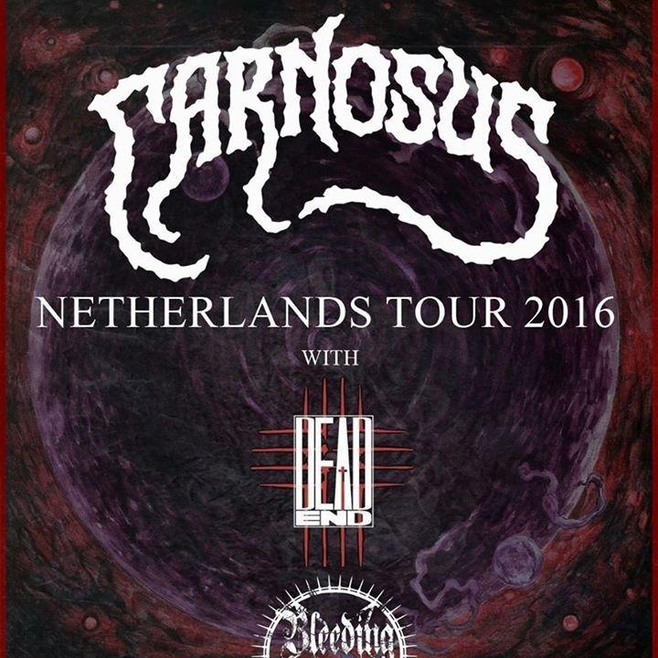 Carnosus Tour Dates