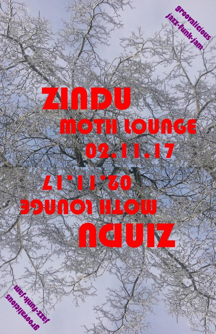 Zindu @ The Moth Lounge - Hood River, OR