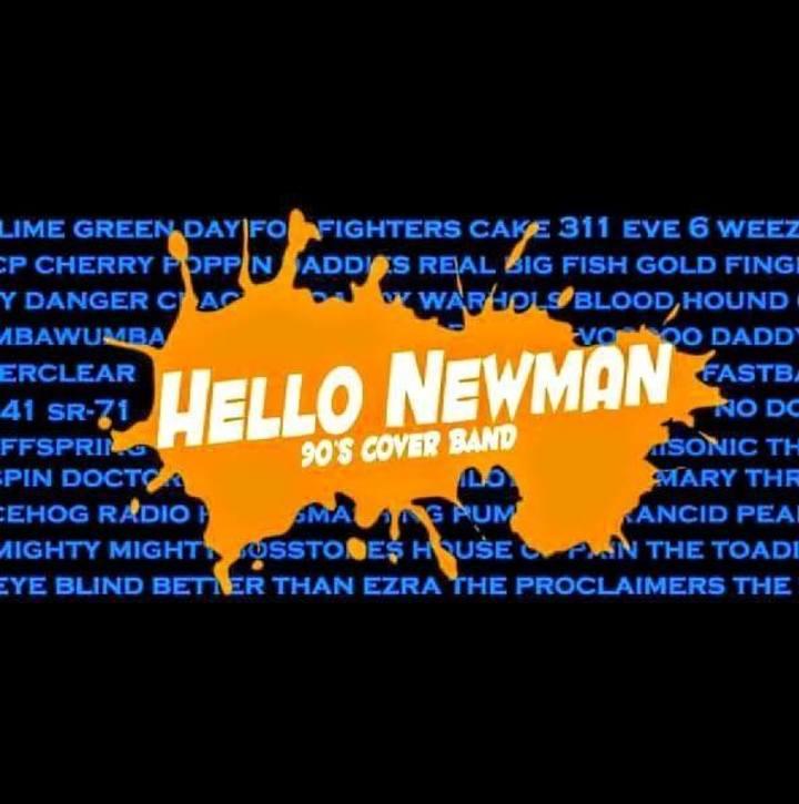 Hello Newman Tour Dates