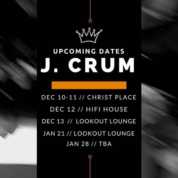 J. Crum @ Christ's Place  - Lincoln, NE