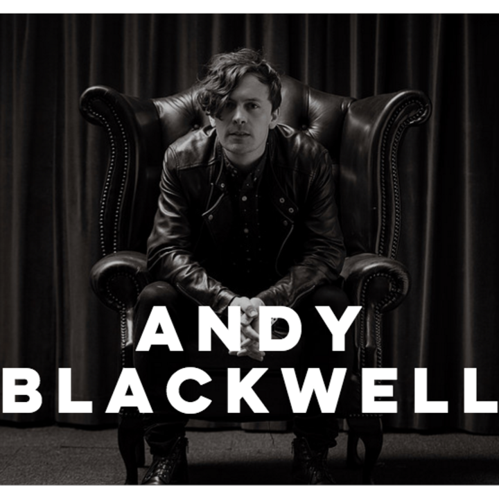 Andy Blackwell Music Tour Dates