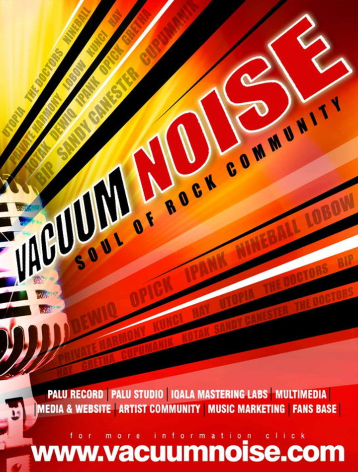 VACUUM NOISE Tour Dates