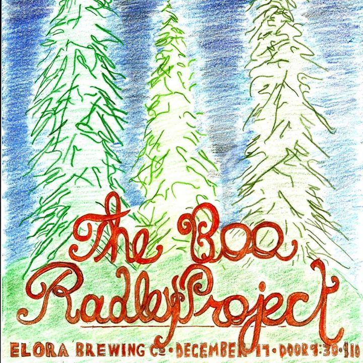The Boo Radley Project Tour Dates