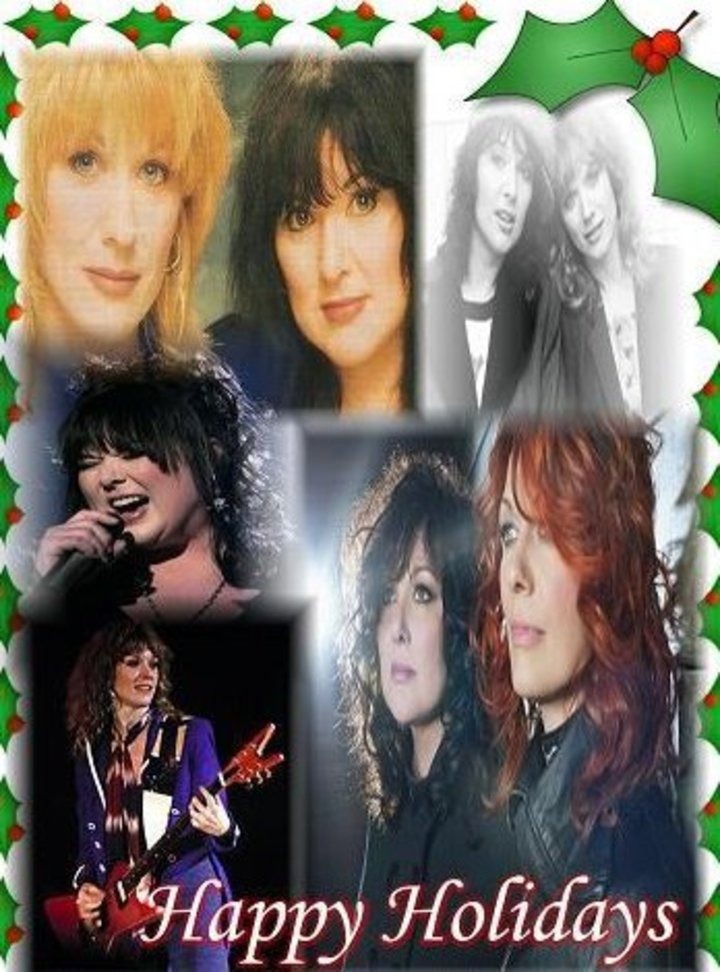 The First Sisters of Rock and Roll Ann & Nancy Wilson Tour Dates