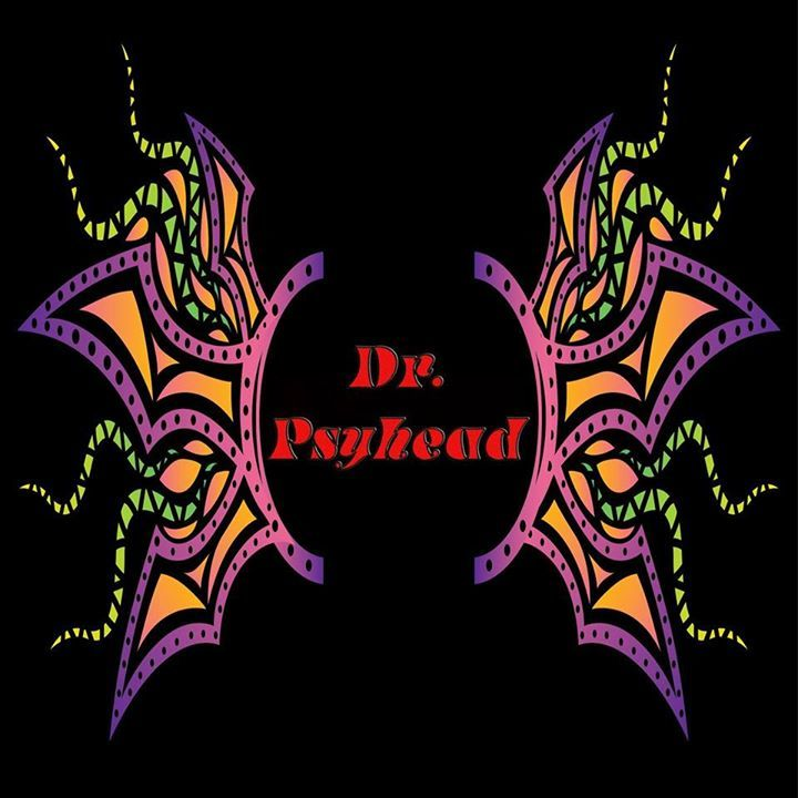 Dr.   Psyhead Tour Dates
