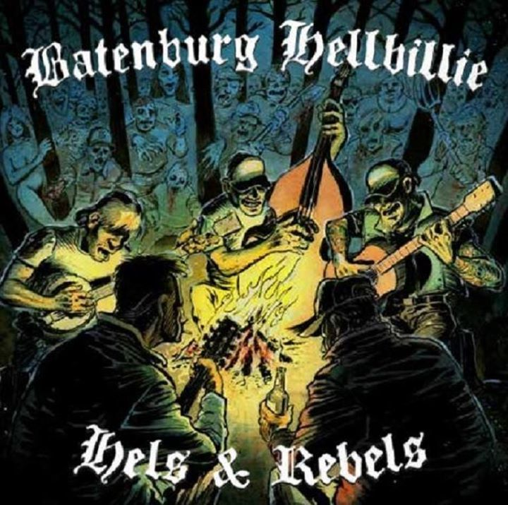 Batenburg Hellbillie Tour Dates