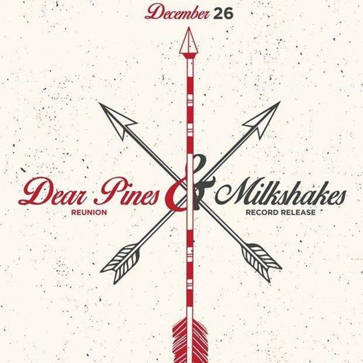 Dear Pines Tour Dates