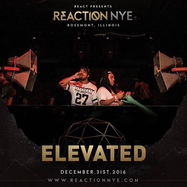 ELEVATED Tour Dates
