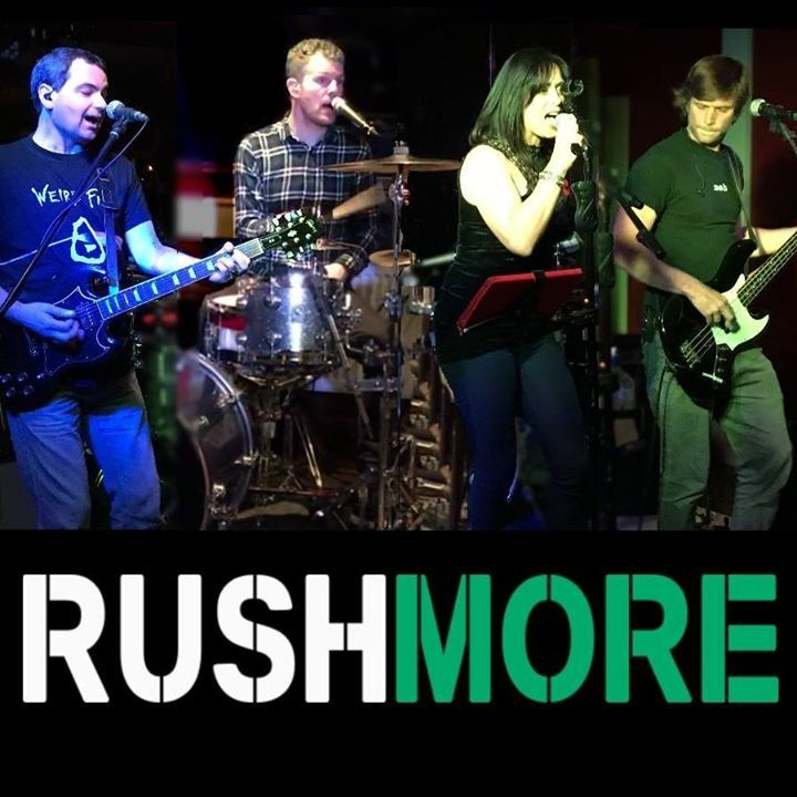 Rushmore Band @ The Bell  - Bournemouth, United Kingdom
