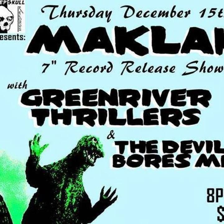 The Devil Bores Me Tour Dates