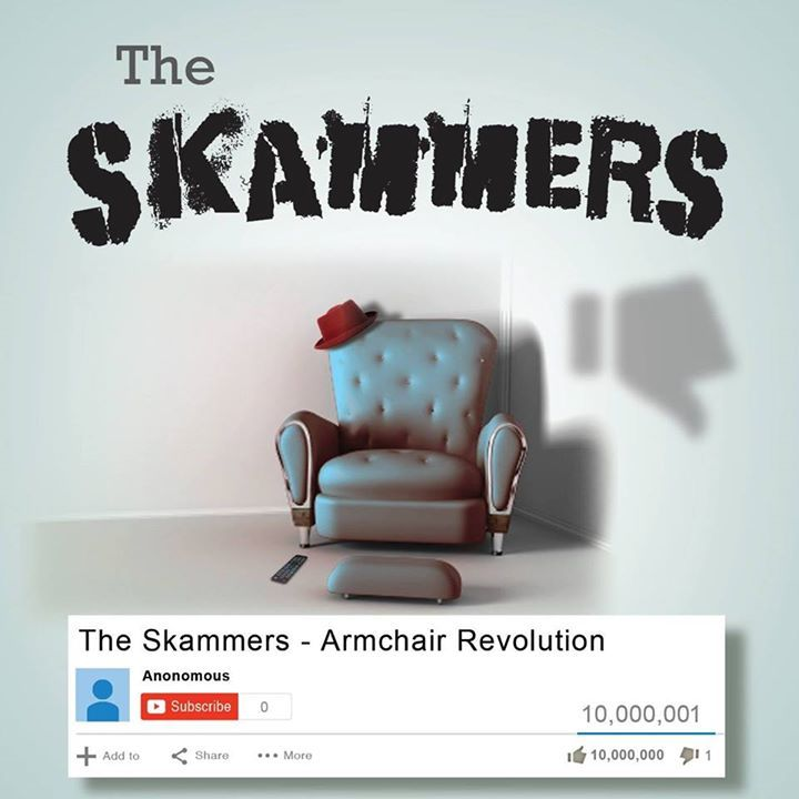 The skammers Tour Dates