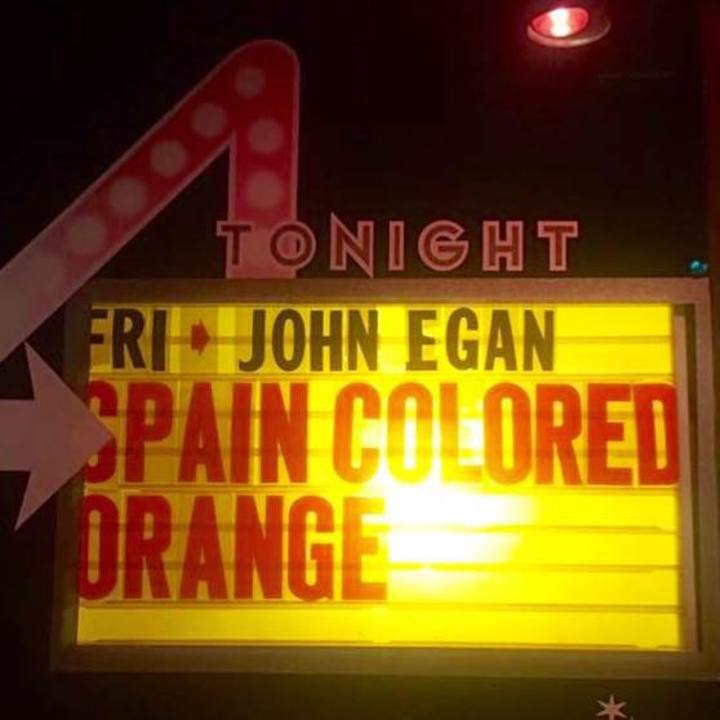 Spain Colored Orange Tour Dates