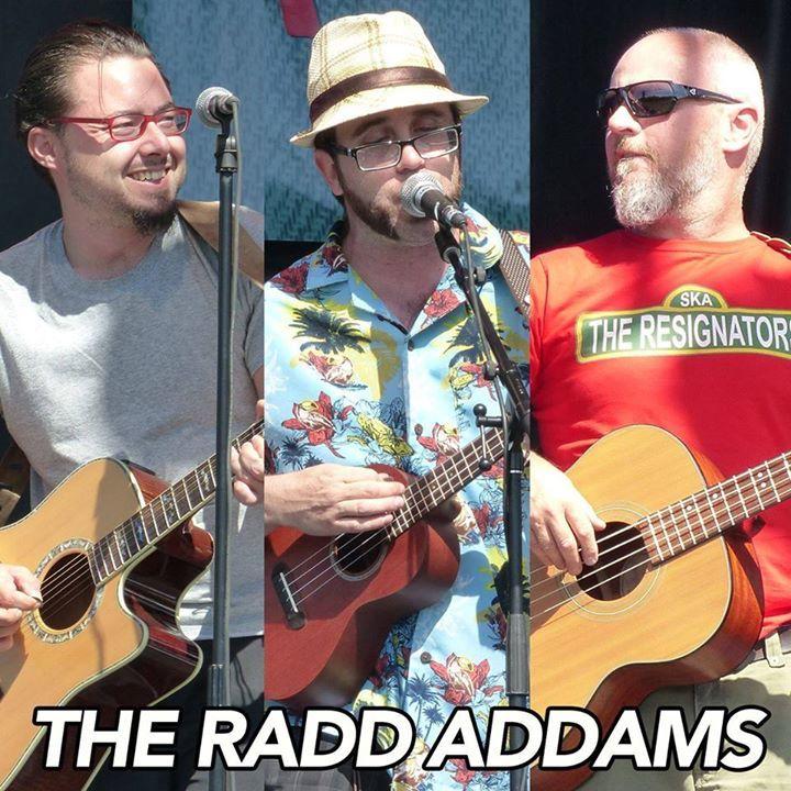 The Radd Addams Tour Dates