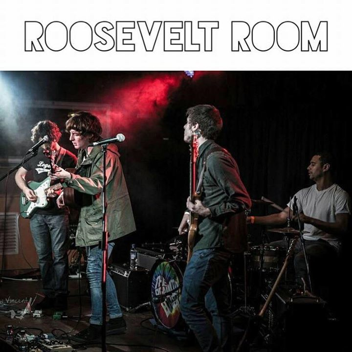 Roosevelt Room Tour Dates
