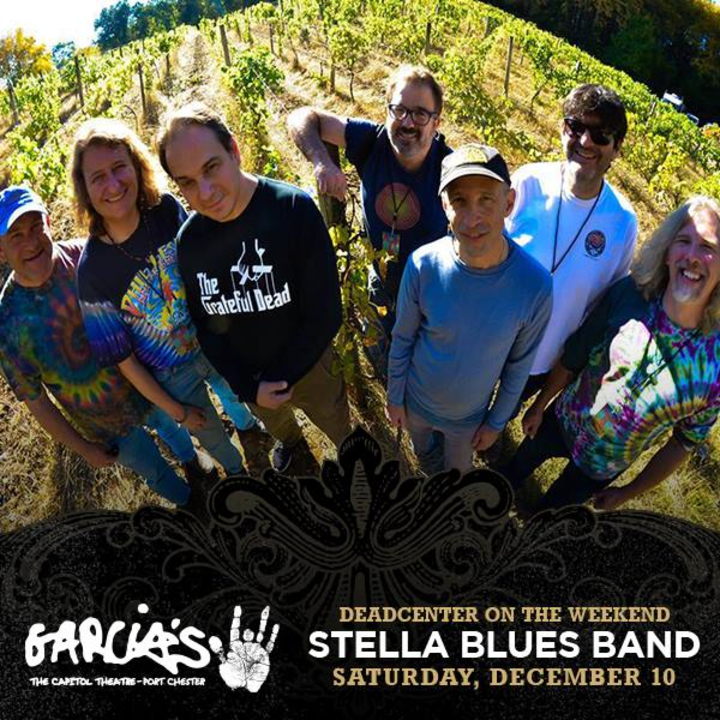 STELLA BLUES BAND @ Garcia's - Port Chester, NY