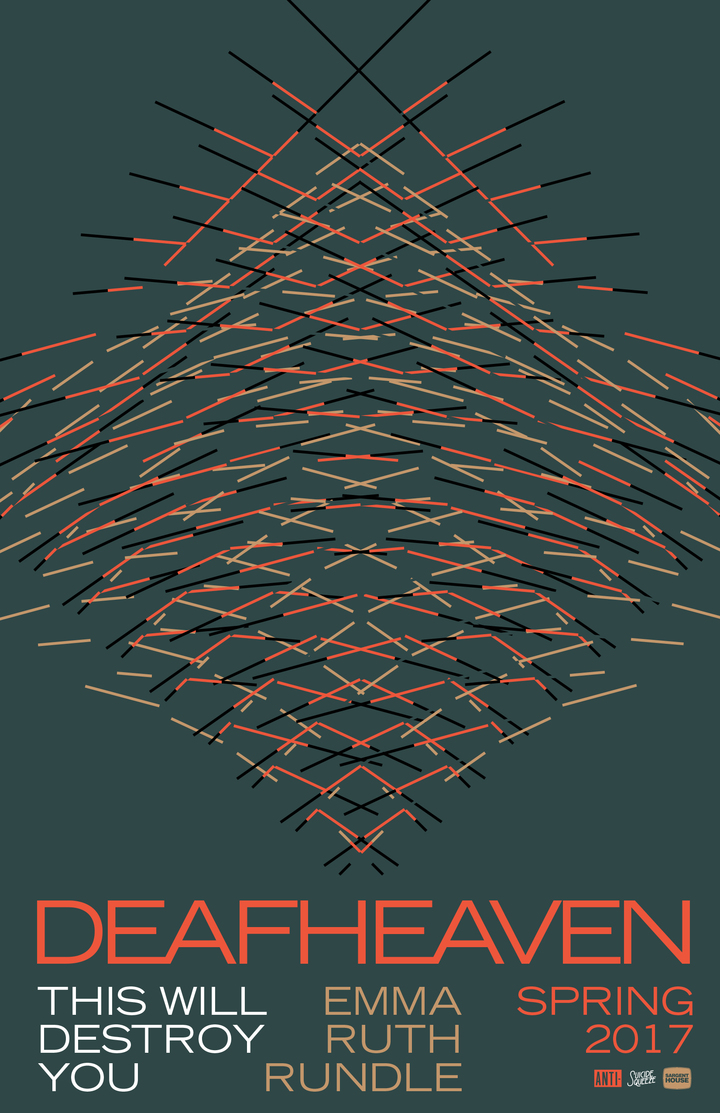 Deafheaven @ Neumos - Seattle, WA