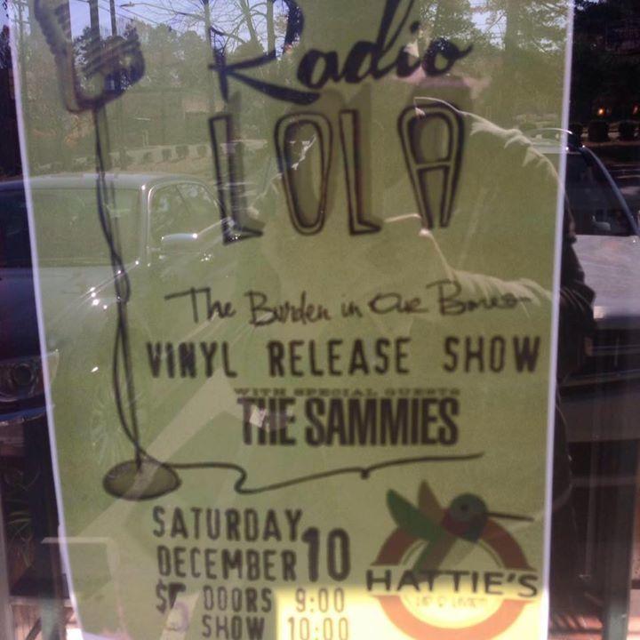 The Sammies Tour Dates