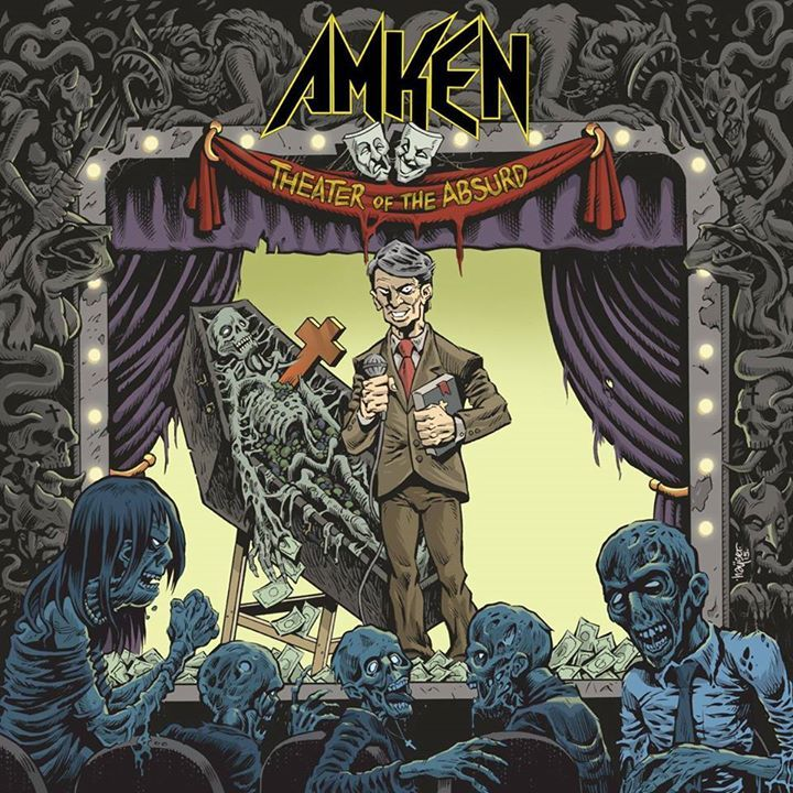 Amken Tour Dates