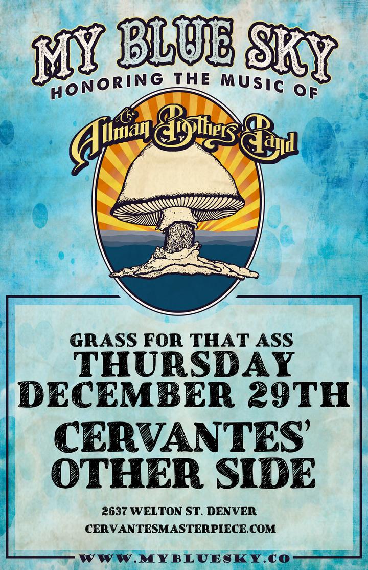My Blue Sky @ Cervantes' Other Side - Denver, CO