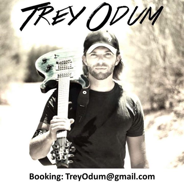 Trey Odum Tour Dates