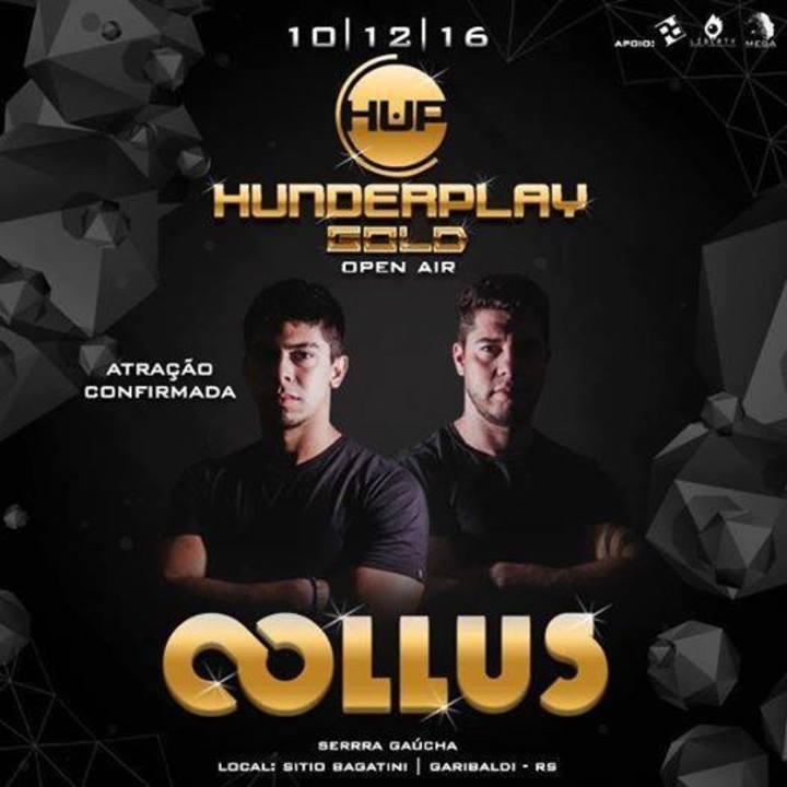 Collus Tour Dates